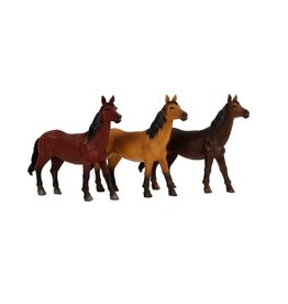 Kids Globe Paarden 18-26cm