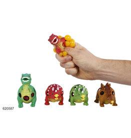 Knijp dinosaurier 11cm