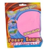 Funny gummy airfoam