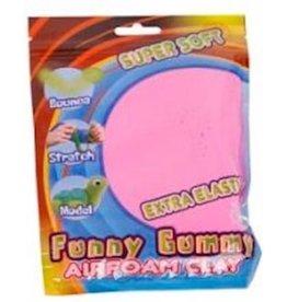 Funny gummy airfoam
