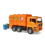 Bruder MAN TGA vuilniswagen