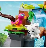 Lego LEGO Friends Tijger reddingsactie met luchtballon in jungle