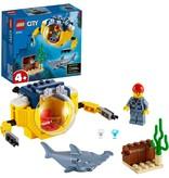 Lego LEGO City Oceaan Mini-Duikboot