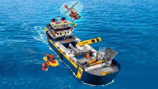 Lego LEGO City Oceaan Onderzoekschip