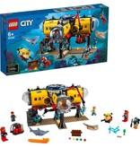 Lego LEGO City Oceaan Onderzoeksbasis