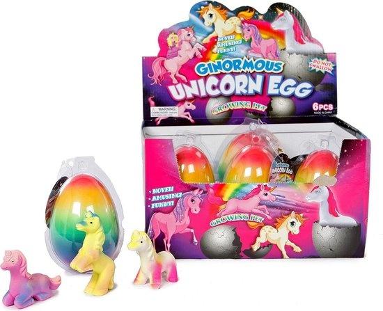 Jumbo ei met groeiende unicorn