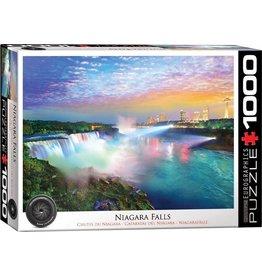 Eurograpics Puzzel 1000 niagara falls