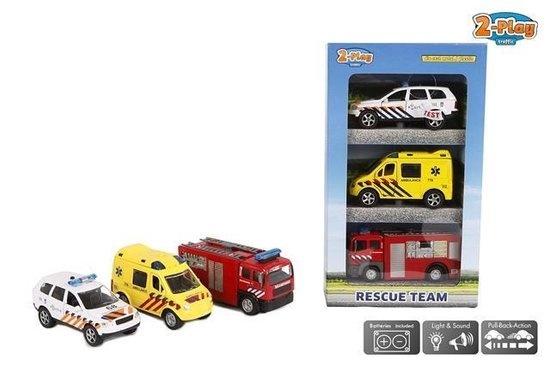 2-Play 2-play rescue team 3 hulpd.