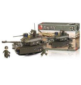 Sluban Sluban army abrams tank