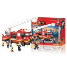 Sluban Sluban fire ladderwagen