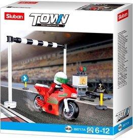 Sluban Sluban race motor