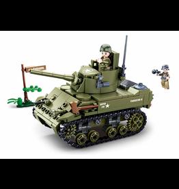 Sluban Sluban army geall.lichte tank