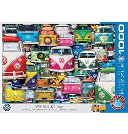 Eurograpics VW Funky Jam - 1000 stukjes