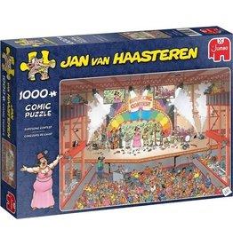 Jan van Haasteren Puzzel 1000 eurosong contest