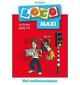 Loco Loco maxi het verkeersexamen