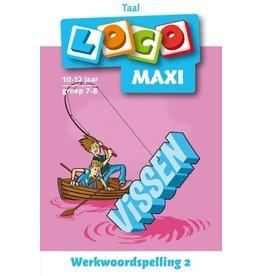 Loco Loco maxi werkwoordspelling
