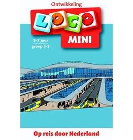 Loco Loco mini op reis dr nederland