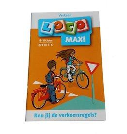 Loco Loco maxi ken de verkeersregel