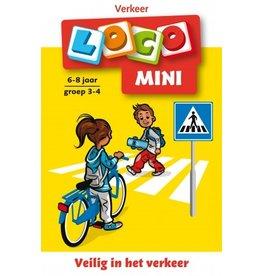 Loco Loco mini veilig in verkeer