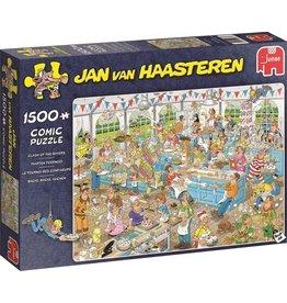 Jan van Haasteren Puzzel 1500 taarten toernooi