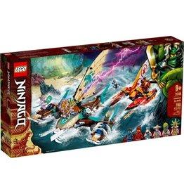 Lego Lego ninjago catamaran zeeslag