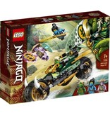 lego Lego ninjago lloyd's junglesch