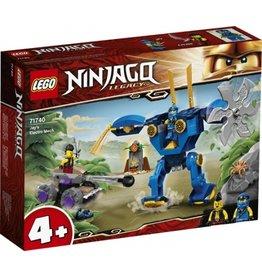 lego Lego ninjago jay's electro mec