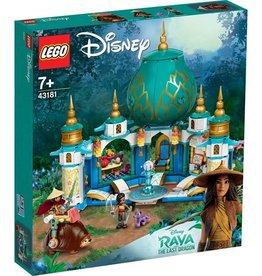 Lego Lego disney raya en hartpaleis