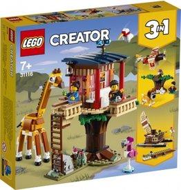 lego Lego creator safari boomhuis