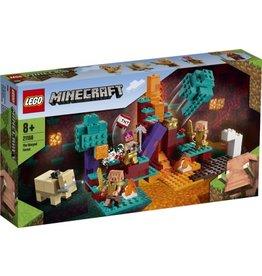 Lego Lego minecraft verwrongen bos