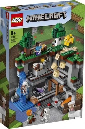 lego Lego minecraft aller 1e avontr