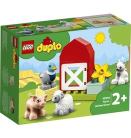 Lego Lego duplo boerderijdieren zor