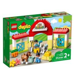 Lego Lego duplo paarden+pony's verz