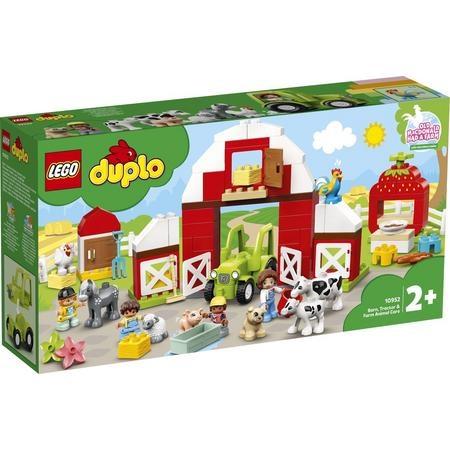 lego Lego duplo schuur-tract-dr vez