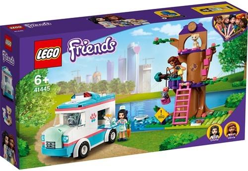 lego Lego friends dierenambulance
