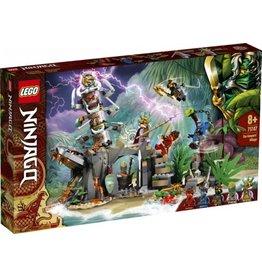 Lego ninjago dorp vd bescherms