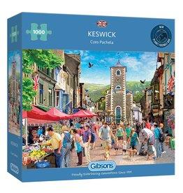 Gibsons Puzzel 1000 Stukjes - Keswick