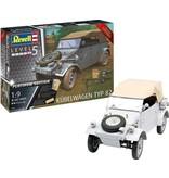 Revell 1:9 Revell 03500 Kübelwagen Typ 82 - Limited Edition! Plastic kit