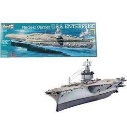 Revell Nuclear carrier uss enterprice