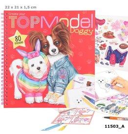 Top Model Kleurboek doggy   topmodel