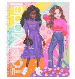 Top Model Kleurboek         topmodel