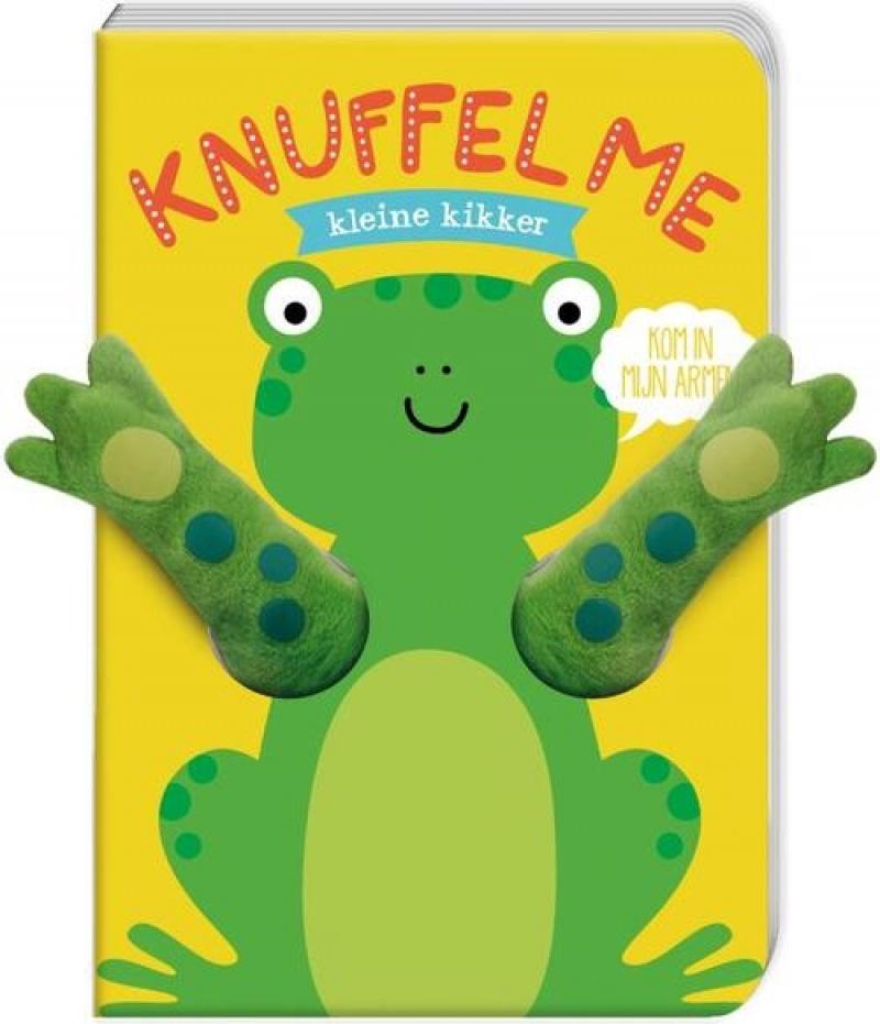 Imagebooks factorie Knuffel me - kleine kikker