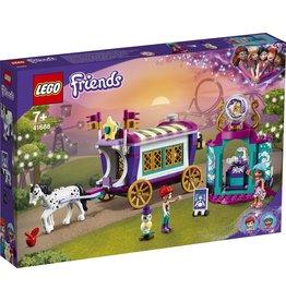 Lego friends mag caravan