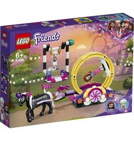 Lego friends mag acrobatiek