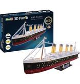 Revell 3-d puzzel rms titanic LED