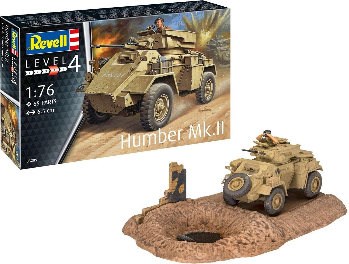 Revell Revell | 03289 | Humber Mk.II | 1:76