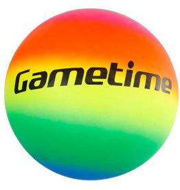 gametime Stuiterbal mega rainbow 45cm