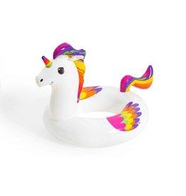 bestway Zwemband fantasy unicorn 119cm