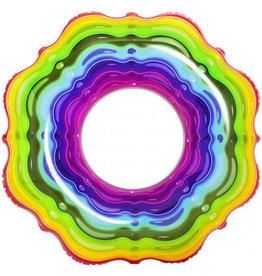 Zwemband rainbow ribbon 115cm