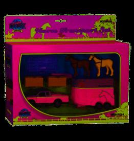 Kids Globe Kids globe mitsubishi+trailer